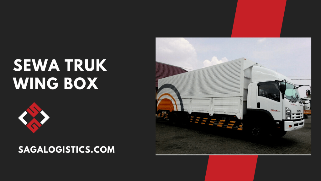 sewa truk wing box