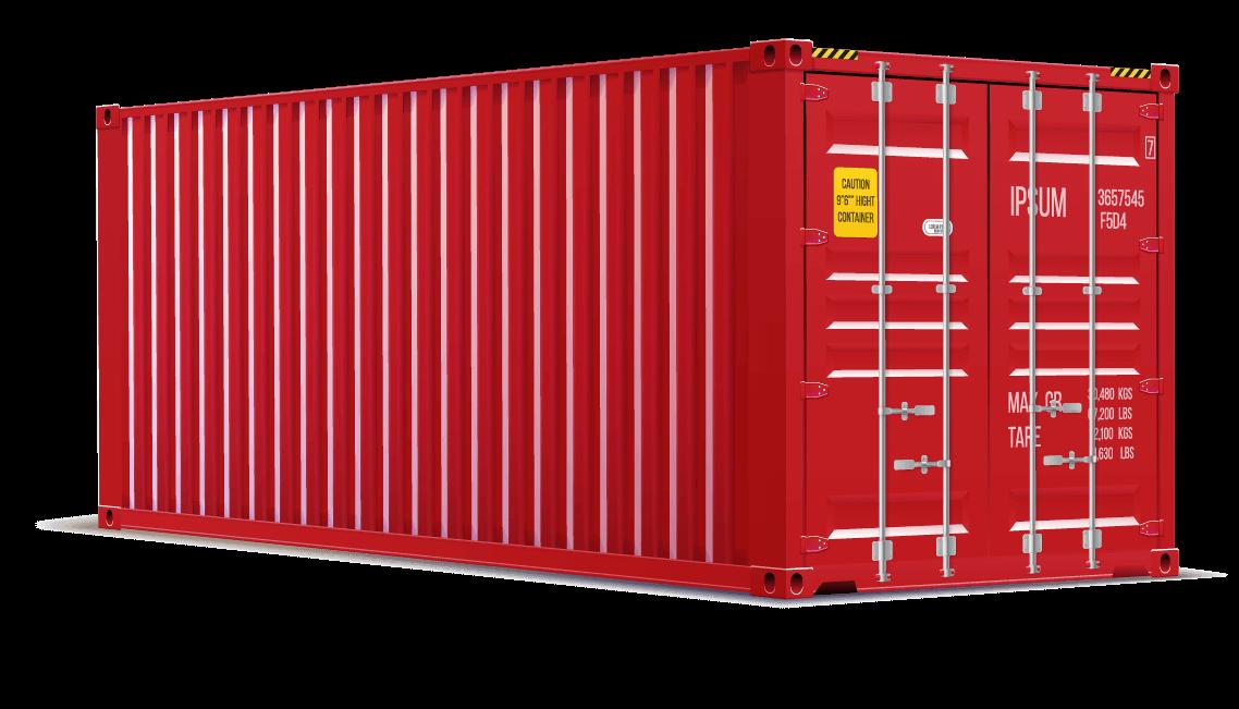 cargo container 20 40 feet