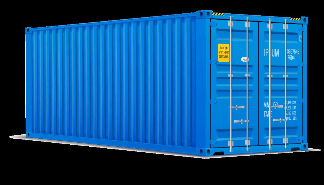 cargo container 40 feet